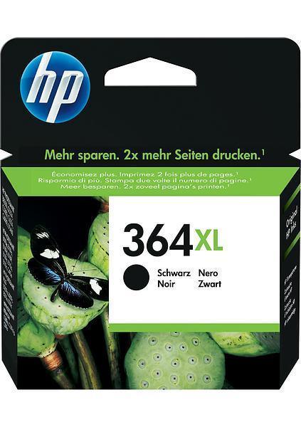 HP 364XL - Bläckpatron Svart (Fyndvara - Klass 1)