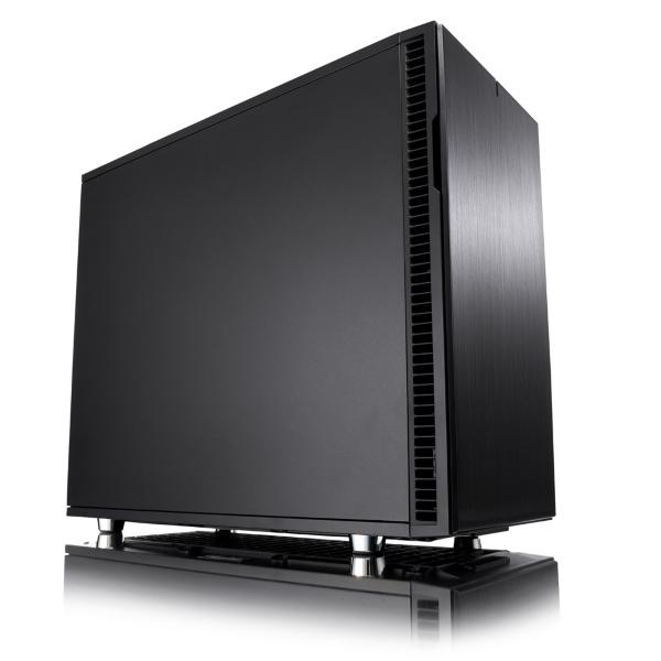 Fractal Design Define R6 / USB-C / Svart (Fyndvara - Klass 1)