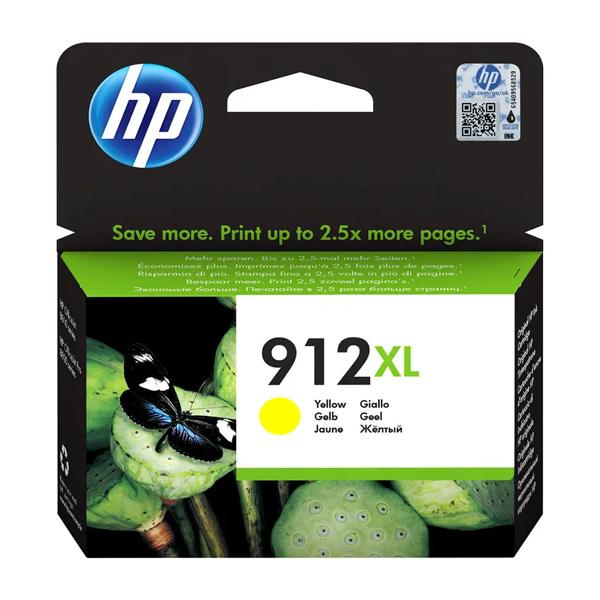 HP 912XL (3YL83AE) - Gul