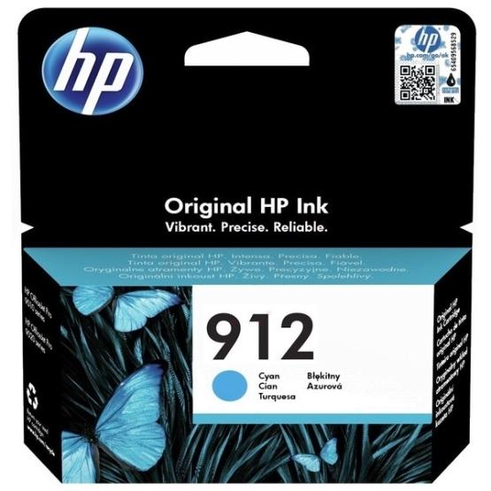 HP 912 (3YL77AE) - Cyan