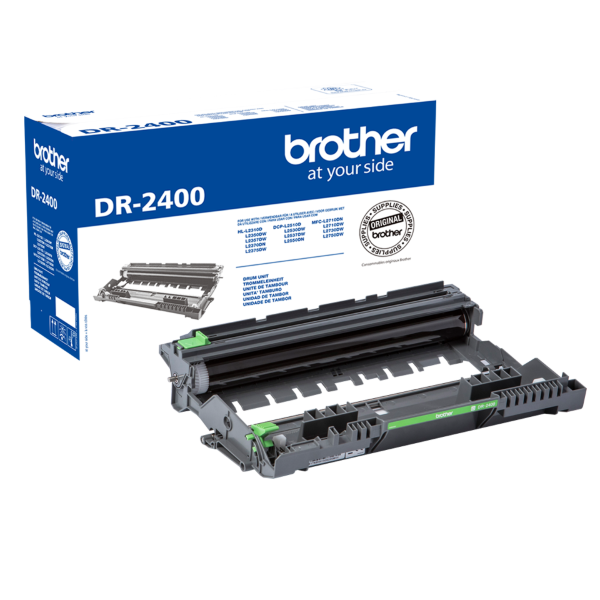 Brother DR-2400 - 12000 sidor