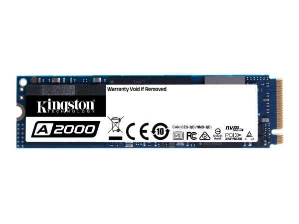 Kingston A2000 M.2 500GB (Fyndvara - Klass 1)