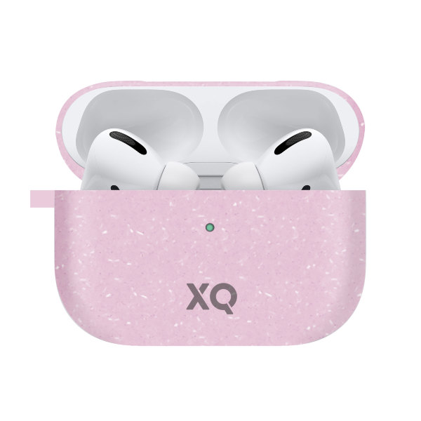 XQ Eco Silicone Case for AirPods Pro - Pink