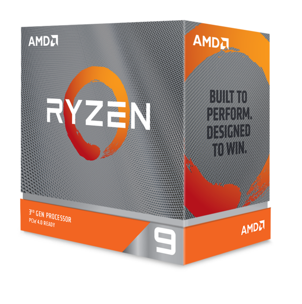 AMD Ryzen 9 3950X / 16 cores / 32 threads / 4,7GHz