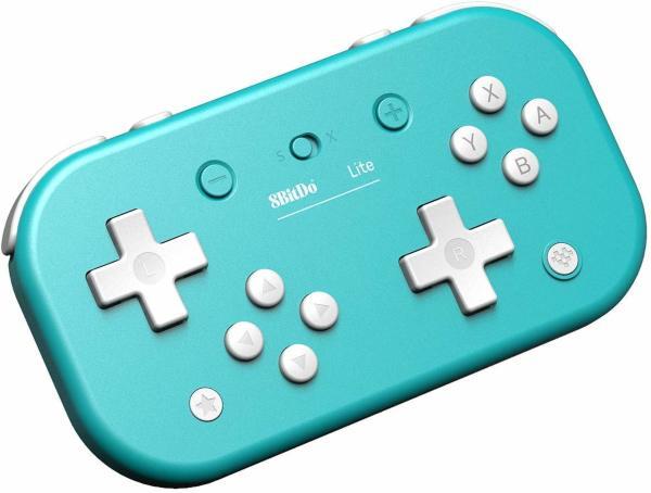 8BitDo Lite BT Gamepad - Turquoise