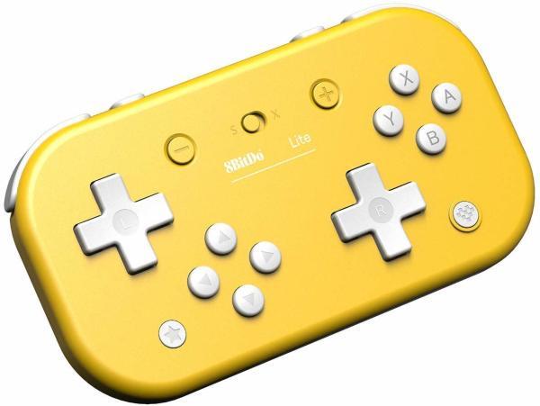 8BitDo Lite BT Gamepad - Yellow