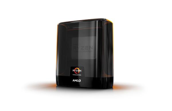 AMD Ryzen Threadripper 3970X - 32C/64T, 4.5GHz, 280W TDP