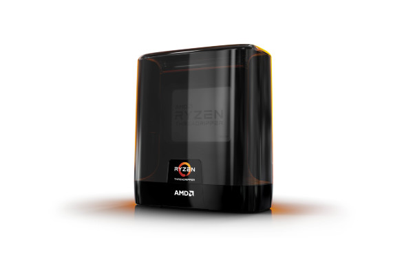 AMD Ryzen Threadripper 3960X - 24C/48T, 4.5GHz, 280W TDP