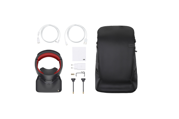 DJI Goggles Racing Edition Carry More Backpack