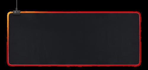 Deltaco Gaming Musmatta RGB / Extended - Svart