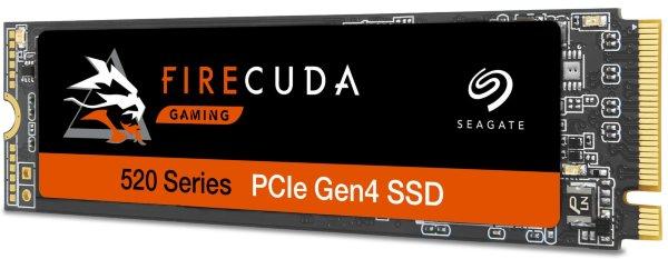 Seagate FireCuda 520 SSD 500GB M.2 NVMe