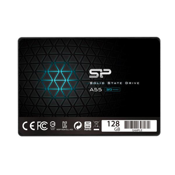Silicon Power A55 / TLC / 128GB