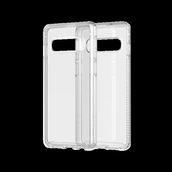 Samsung Galaxy S10 / Pure Clear – Transparent (Fyndvara – Klass 1)