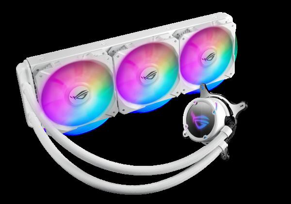 ASUS ROG Strix LC / A-RGB / 360mm - Vit