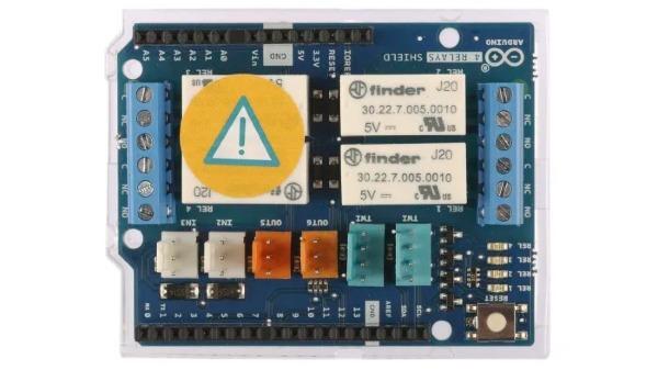 Arduino 4 Relay Shield A000110