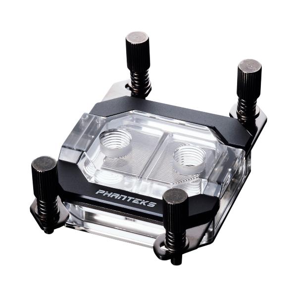 Phanteks C350A CPU Water Block / AMD / RGB - Svart