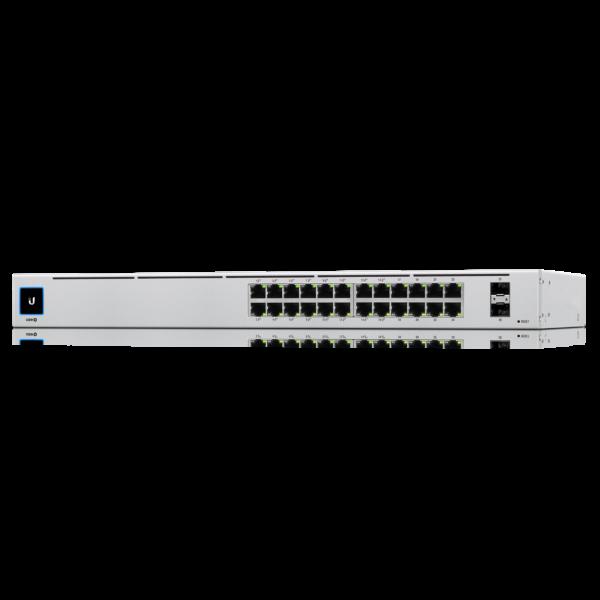 Ubiquiti UniFi USW-24 - 24 ports Gigabit Switch / SFP / PoE