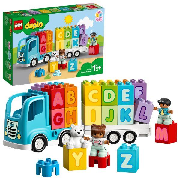 LEGO DUPLO My First Alfabetslastbil 10915