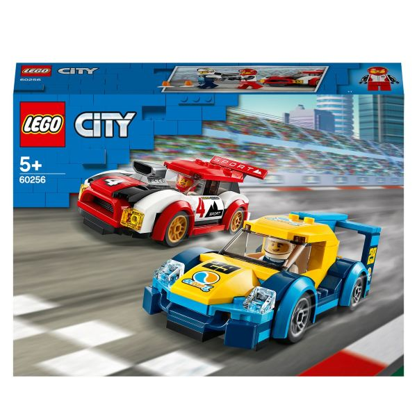 LEGO City Nitro Wheels Racerbilar 60256