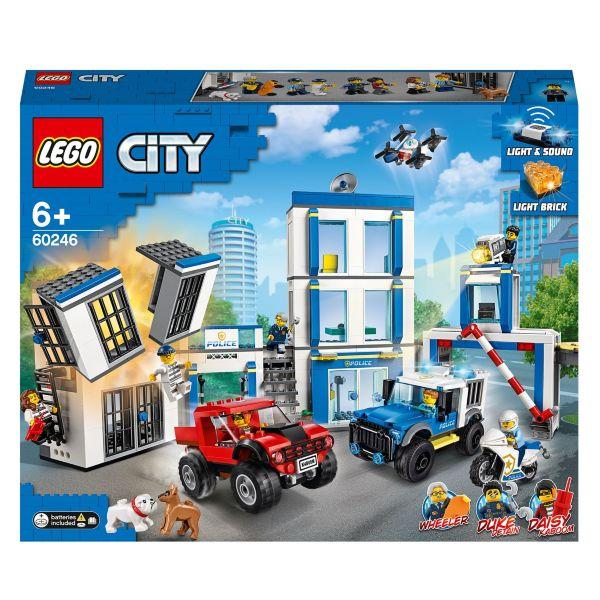 LEGO City Police Polisstation 60246