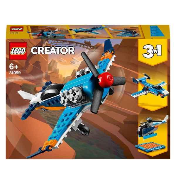 LEGO Creator Propellerplan 31099