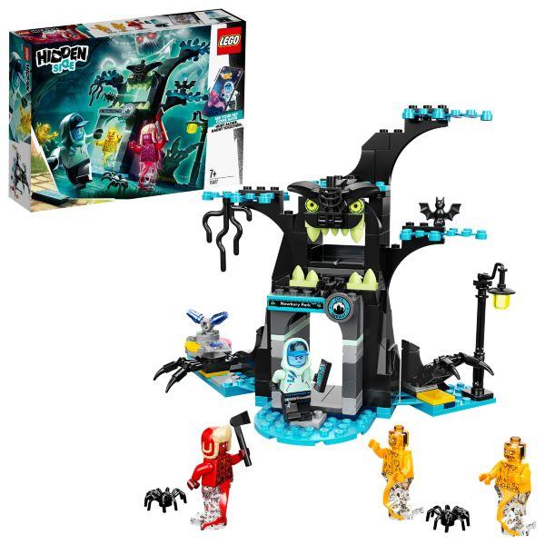 LEGO Hidden Side Välkommen till Hidden Side 70427