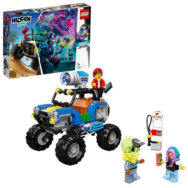 LEGO Hidden Side Jacks strandbil 70428