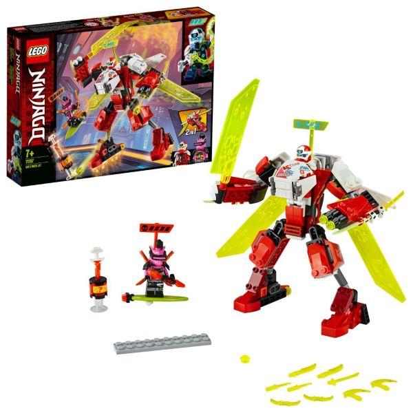 LEGO Ninjago Kais robotjet 71707