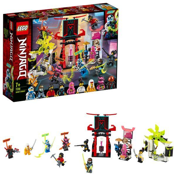 LEGO Ninjago Spelmarknaden 71708