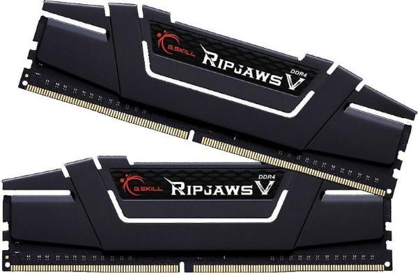 G.SKill Ripjaws V Black 16GB (2x8GB) / 3600MHz / DDR4 / CL16 / F4-3600C16D-16GVK