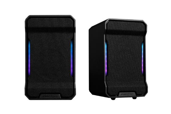 Phanteks Evolv Sound Mini / USB / RGB – Svart