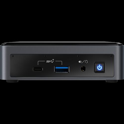 Intel NUC BXNUC10I7FNK2 / i7-10710U / 0GB / 0GB / Intel UHD / Inget OS