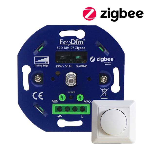 Eco-Dim Zigbee & Z-wave vrid-dimmer