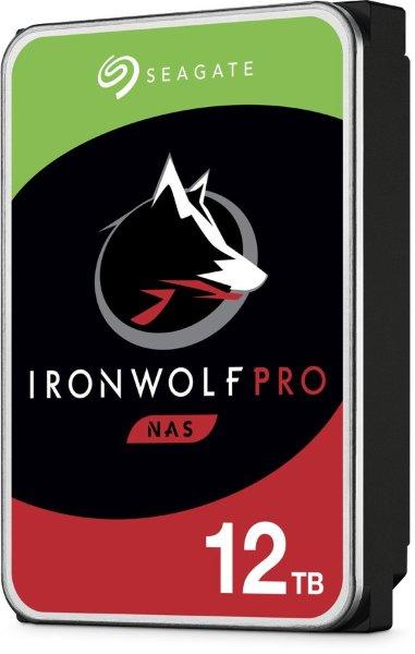 Seagate IronWolf Pro 12TB / 256MB / 7200RPM / ST12000NE0008