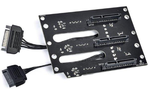 Lian Li Hot-Swap-Bakpanel för Lancool II