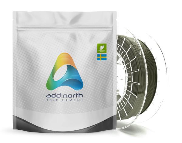 Addnorth Adura - 1.75mm - 500g - Olive Drab