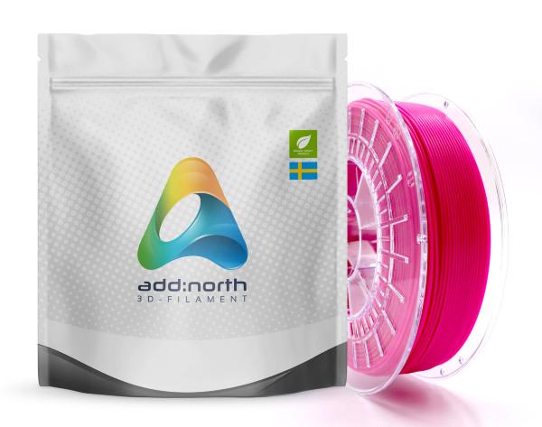 Addnorth E-PLA - 750g - Lucent Pink