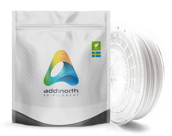 Addnorth E-PLA - 750g - White