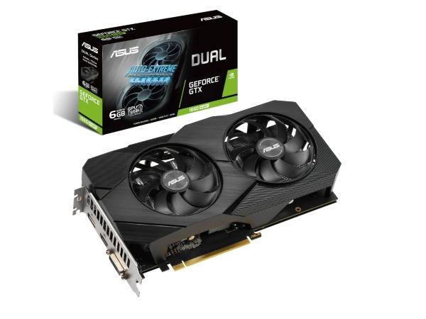ASUS GeForce GTX 1660 Super 6GB DUAL EVO
