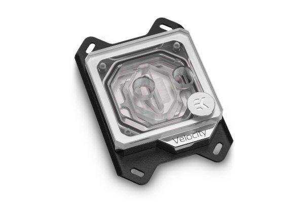 EK-Velocity AMD / D-RGB - Nickel + Plexi