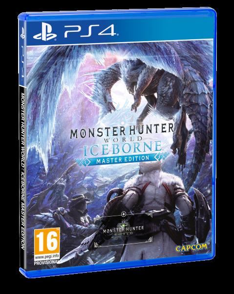 Monster Hunter World: Iceborne (Kartongskada)