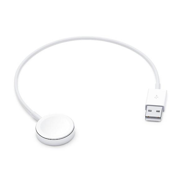 Apple Watch magnetisk laddningskabel - 0.3m