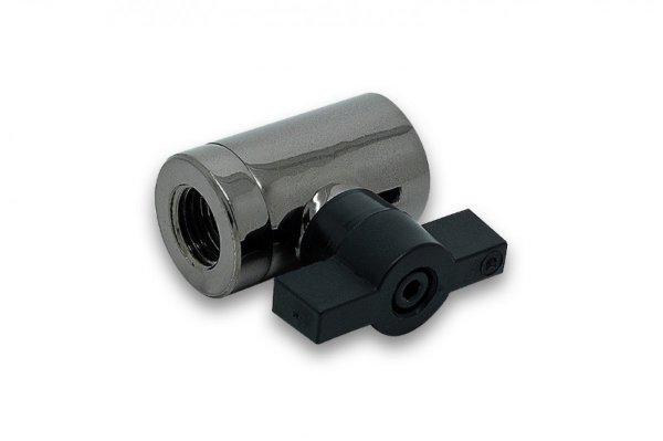 EK-AF Kulventil (10mm) G14 – Svart Nickel