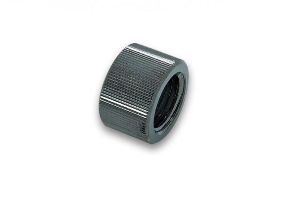 EK-AF Förlängare 12mm F-F G1/4 – Svart Nickel