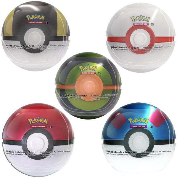 Pokemon PokeBall Tin Q3 2020