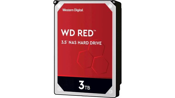 WD Red 3TB / 256MB Cache / 5400 RPM (WD30EFAX)