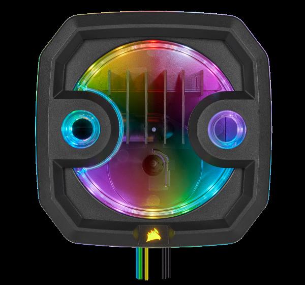 Corsair Hydro X Series XD3 RGB Pump/behållare