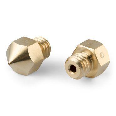 MK8 Brass Nozzle 08 mm