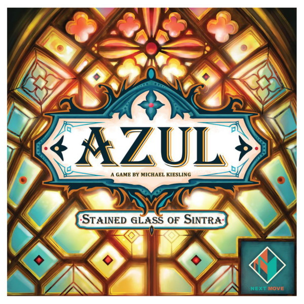 Azul Stained Glass of Sintra (Nordisk)
