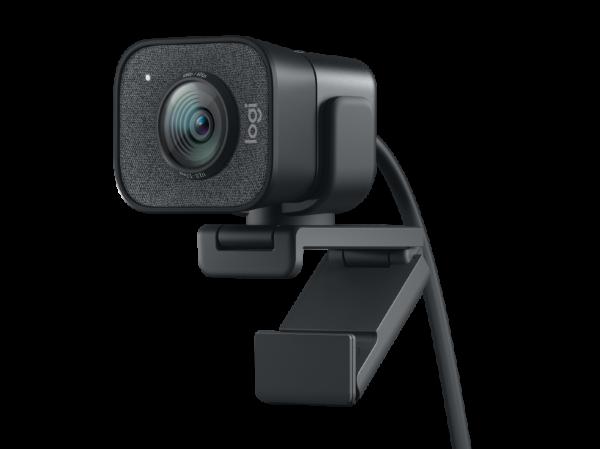 Logitech Streamcam - Svart